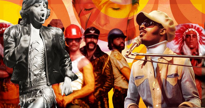 The Ultimate Music Quiz 70s Edition